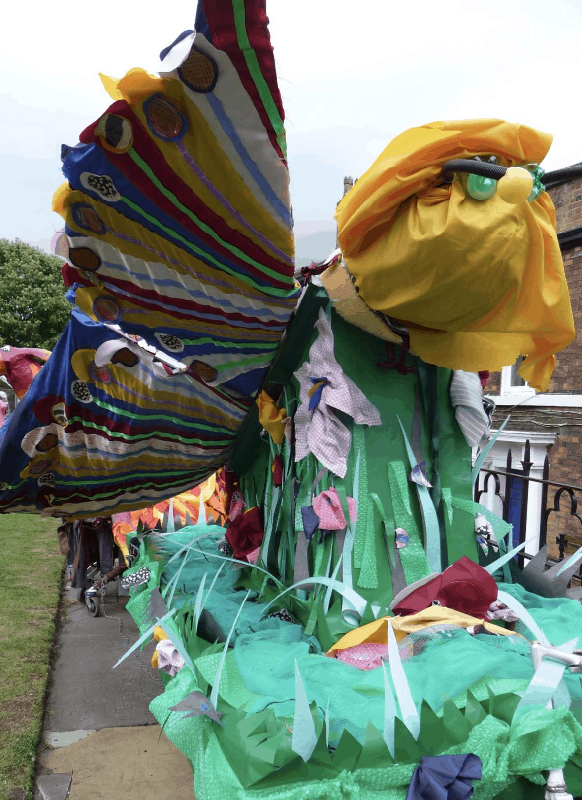 Barnaby Parades past