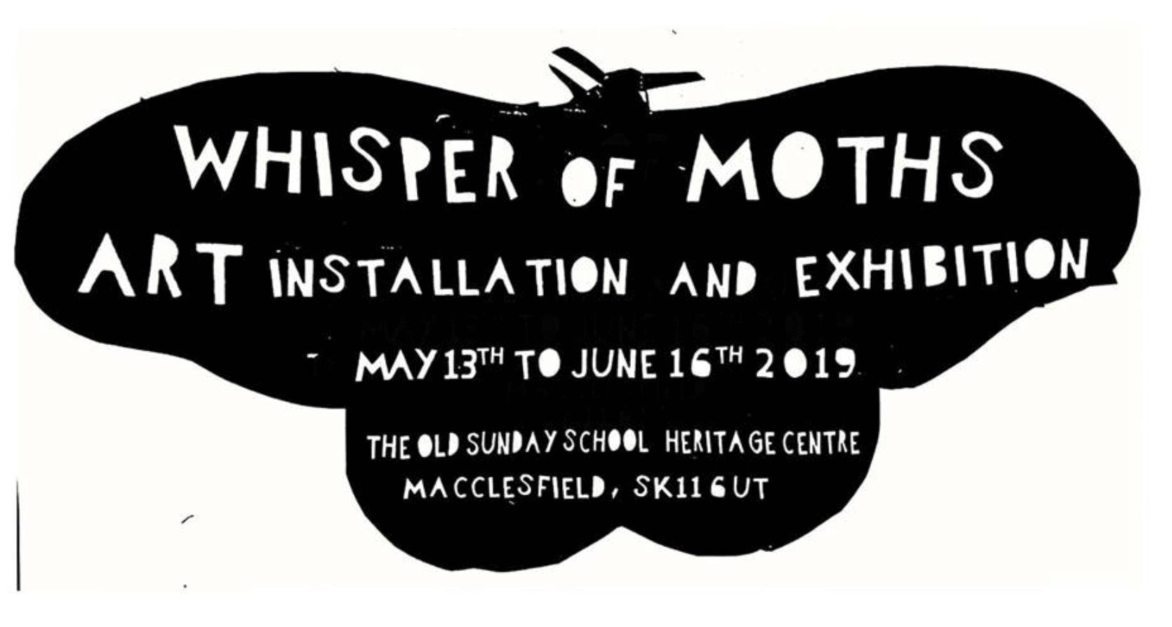 Whisper of Moths Exhibit